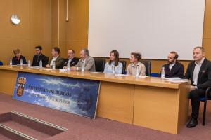 Finaliza la XXI Jornada de la Arquitectura Técnica organizadas por el Colegio Oficial de Aparejadores y Arquitectos Técnicos de Burgos