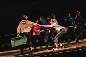El MEH acoge el sábado el espectáculo de danza urbana 'Ex-presión', de la mano de la compañía Fresas con nata