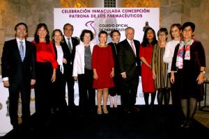 El Profesor Francisco Zaragozá recibe el Premio Juan Manuel Reol de los Farmacéuticos de Burgos