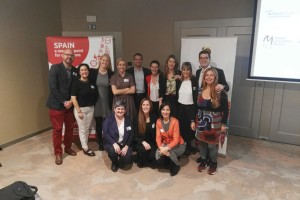 Burgos se promociona en Bruselas como destino de Congresos Internacionales