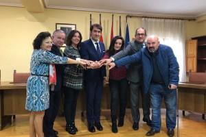 La Junta aumenta la oferta de vivienda social en Burgos con la firma de un convenio con el Arzobispado y el programa Rehabitare