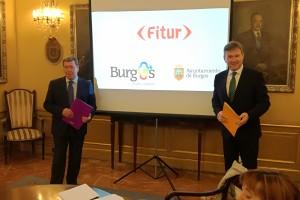 Se presenta en la Diputación la participación de Burgos en la Feria Internacional de Turismo FITUR 2019