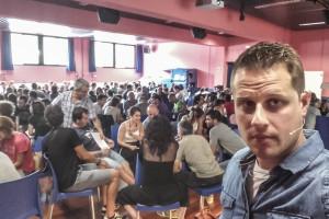 El profesor de la Universidad de Burgos David Hortigüela, segundo mejor docente universitario en España