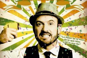 El polifacético artista Alex O'Dogherty presenta mañana en el MEH el espectáculo de humor e improvisación Cosas de esas