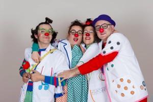 Los Payasos de Hospital Terapiclowns cumplen diez años entregando sonrisas