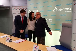 Fundación Cajacirculo, Ibercaja y el Instituto Castellano y Leonés de la Lengua ponen en marcha el Proyecto Valpuesta en los colegios