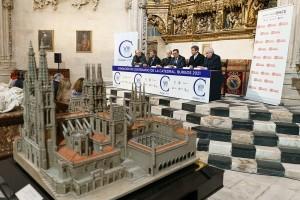 Fundación ONCE y la Fundación del VIII Centenario de la Catedral Burgos 2021 colaborarán en la accesibilidad y la inclusión sociolaboral de las personas con discapacidad