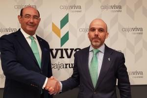 Javier Casado nuevo Director de Área de Negocio de Cajaviva Caja Rural