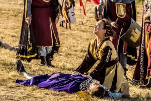 La Batalla de Atapuerca entra a formar parte de la Asociación Española de Fiestas y Recreaciones Históricas