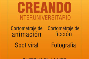 El Festival Creando abre el plazo para la recepción de trabajos en su decimotercera edición