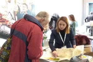 La Diputación a través de Sodebur participa este fin de semana como co-expositor del stand de la Junta de Castilla y León en Navartur