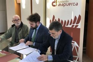 La Fundación Atapuerca muestra 4 exposiciones sobre evolución humana en Jaén