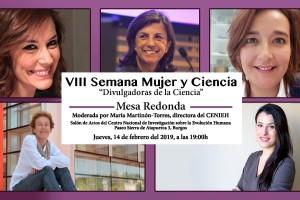 El Cenieh celebra el Día Internacional de la Mujer y la Niña en la Ciencia con diversas charlas