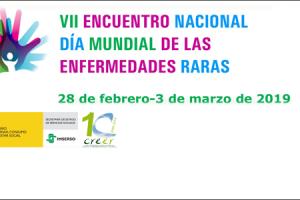 Este jueves 28 de febrero el CREER inaugura el VII Encuentro Nacional del Día Mundial de las Enfremedades Raras