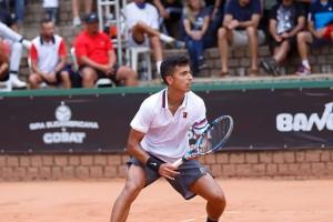 Nicolás Álvarez logra el primer lugar en el torneo de tenis Banana Bowll en Brasil