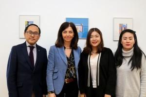 La Universidad de Burgos y las universidades chinas de Chongqing estrechan lazos de colaboracion