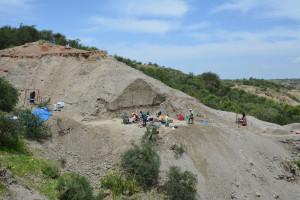 EL CENIEH sigue colaborando en la reconstrucción del paisaje de la Garganta de Olduvai