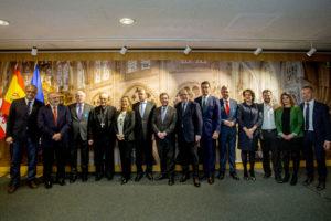El Parlamento Europeo acoge al VIII Centenario de la Catedral de Burgos con una exposición que muestra su vocación europeísta