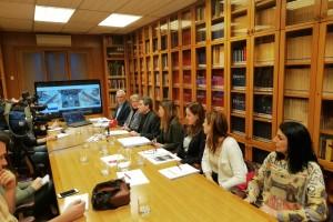 La Mesa de Transparencia celebra su segunda reunión con la intención de publicar las cuentas en la página web antes del verano