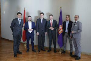 Apoyo unánime de las Cortes de Castilla y León a Burgos como Capital Europea de la Cultura 2031
