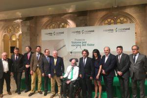 Fundación Caja Rural Burgos entrega sus IV Premios Valores por Encima del Valor