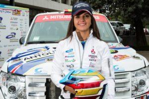 La piloto burgalesa Cristina Gutiérrez cuenta en el MEH sus experiencias en el Dakar