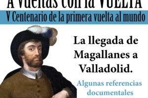 Unipec presenta a Vueltas con la Vuelta V Centenario de la Primera Vuelta al Mundo
