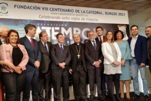 La cerámica de Talavera une a Castilla y León y Castilla-La Mancha en la inauguración de la exposición 'Atémpora' en Burgos