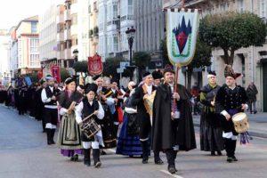 La Hermandad de Peñas obtiene el Premio Ciudad de Burgos 2018 a La Convivencia