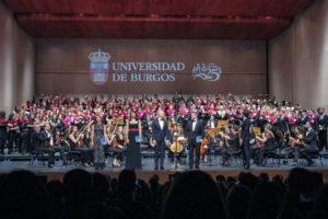 El concierto de gala del XXV aniversario, un gran acontecimiento musical