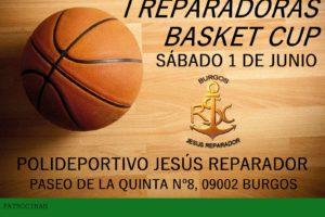 El Baloncesto es el deporte mayoritario en el colegio Jesús Reparador