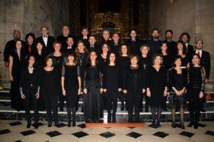 El grupo coral Interludio mañana en el MEH con música para todos