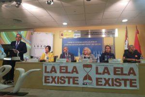 Inaugurado el IX Encuentro de Afectados de ELA en el CREER