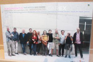 El Sistema Atapuerca presenta en el Centro de Arqueología Experimental la exposición Yacimiento. Sinergias entre Arte y Ciencia