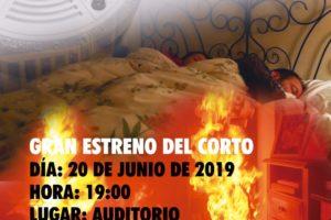 El detector es el título del documental que estrena el Servicio de Bomberos del Ayuntamiento de Burgos