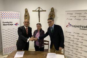 Las fundaciones de Cajacírculo e Ibercaja aportarán 5.000 euros para apoyar un proyecto humanitario de máxima urgencia en la región de Tete, en Mozambique