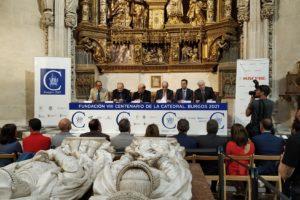 MAPFRE se suma al VIII Centenario de la Catedral de Burgos patrocinando actividades de carácter cultural y social para celebrar esta fecha