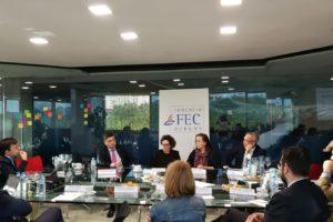 La actividad del Comercio mueve en Burgos 250 millones de euros, de los cuales el 12% beneficia directamente  a otros sectores de actividad