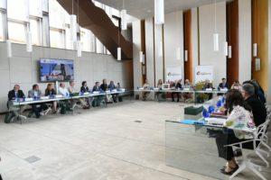 Reunión del Patronato de la Fundación Atapuerca