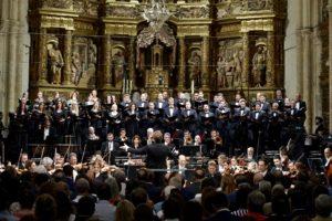 Un concierto inédito de la Orquesta y Coro Titulares del Teatro Real en la Catedral de Burgos