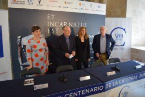 La Catedral de Burgos acoge la primera exposición del escultor Venancio Blanco centrada en la Pasión de Cristo