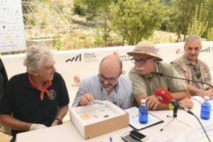La Junta confirma el apoyo del nuevo gobierno al proyecto científico y social de Atapuerca