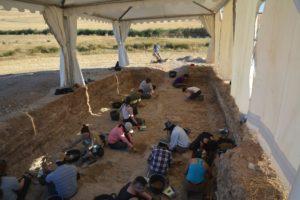 El Cenieh codirige la III Campaña de excavación en el yacimiento achelense de Albalá