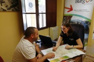 Sodebur refuerza la promoción y atención turística con 10 nuevos técnicos