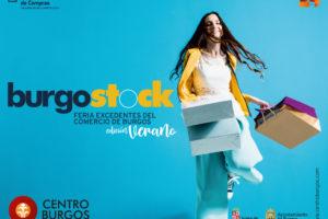 El lunes 2 de septiembre da comienzo en los comercios del centro de la ciudad la Feria Burgostock Verano 2019