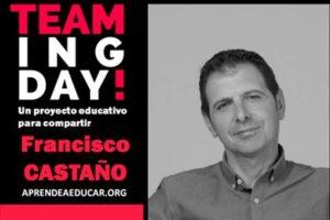 El Proyecto Educativo Teaming Day! de Fundación Cajacírculo presenta en Burgos a Francisco Castaño