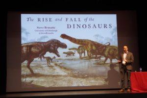 Arrancan las Jornadas Internacionales sobre Dinosaurios en Salas de los Infantes