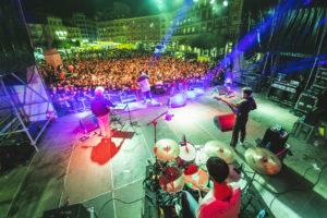 El cambio de ubicación convierte a la sexta de edición de Tribu en la más internacional y de público más variado