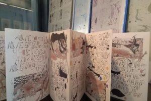 El artista leonés Adolfo Alonso ilustra los Versos del Cántico Espiritual de San Juan de la Cruz