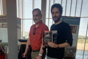 El MEH acoge mañana la presentación del libro 'La Huella del Mal' cuya trama discurre en los centros del Sistema Atapuerca